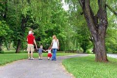 Along a Quiet Path stock photos