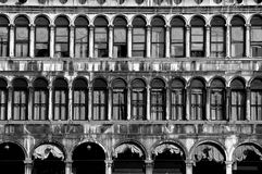 Along San Marco, Venice Royalty Free Stock Images