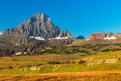 Along the Trail Glacier National Park Stock Photos