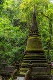Alongkorn Chedi Chanthaburi Immagine Stock Libera da Diritti