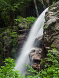 Alongside Avalanche Falls Royalty Free Stock Images