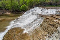 Alongside Thistlethwaite Falls Stock Image