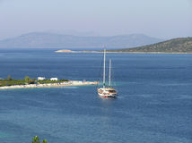Alonisos island Stock Photos