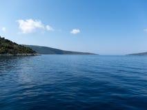Alonnosis, Grecia fotografia stock