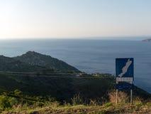 Alonnosis Grekland Royaltyfria Bilder