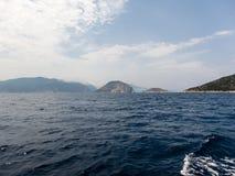 Alonnosis Grekland Royaltyfria Foton