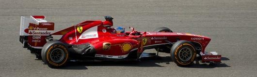 Alonso Ferrari Immagini Stock