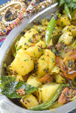 Aloo madras Stock Photos