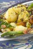 Aloo madras Royalty Free Stock Image