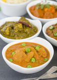 Aloo Matar Royalty Free Stock Images