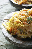 Aloo Tikki o cotolette della patata dall'India Immagine Stock