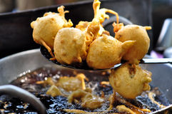 Aloo Vada Royalty Free Stock Photo