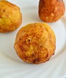 Aloo vada Stock Images
