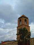 Alora Castle Tower Royalty Free Stock Photos