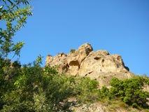 Alora Rockscape Stock Image