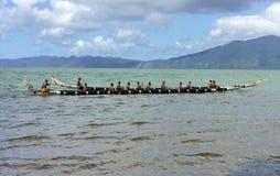 Alotau Milne fjärd, Papua Nya Guinea fotografering för bildbyråer