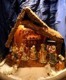 Alouette de Noël Photo libre de droits