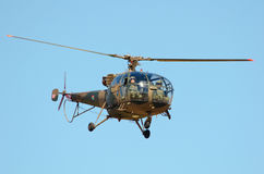 Alouette III in a hover Royalty Free Stock Image