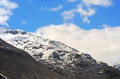 Alp mountains Stock Photos