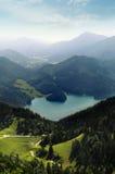 alp widok Zdjęcie Royalty Free