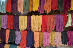 Alpaca Yarn Stock Photography