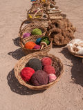 Alpaca Yarn Stock Images