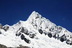 Alpamayo peak Stock Images