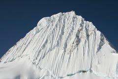 alpamayo szczyt Obrazy Royalty Free