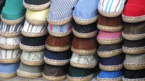 Alpargatas, scarpe di tela Fotografia Stock