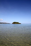 Alpat-Insel in Guam stockbild