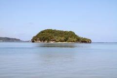 Alpat island in Guam Stock Photo