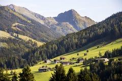 Alpbach, Austria Immagini Stock