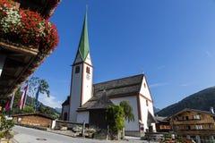 Alpbach, Austria Immagine Stock