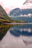 Alpbach lake Stock Photos