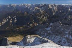 Alpe Imagen de archivo libre de regalías