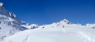 2013_Alpe Croslina Stockbild