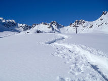 2013_Alpe Croslina Imagens de Stock Royalty Free