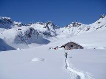 2013_Alpe Croslina Lizenzfreies Stockfoto