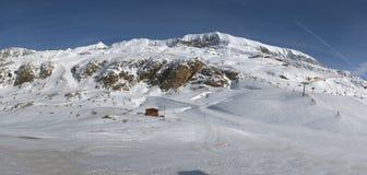 Alpe d'Huez. France Stock Photo