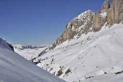alpe Di Dolomit lungo sasso siusi obrazy royalty free