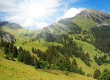 Alpe-Europa svizzera Fotografia Stock Libera da Diritti