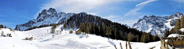 Alpe italiana Fotografia Stock Libera da Diritti