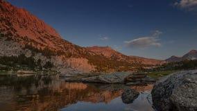 Alpejski Łąkowy zmierzch zbiory wideo