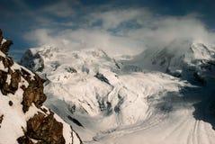 Alpejski Krajobraz Fotografia Stock