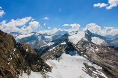 Alpen Österreich Stockfotos
