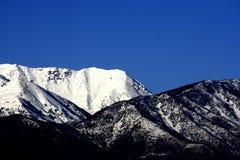 Alpen Lizenzfreie Stockbilder