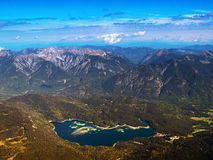 Alpen Stockfoto