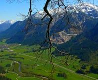 alpen lizenzfreie stockfotografie