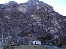 alpen Lizenzfreies Stockfoto