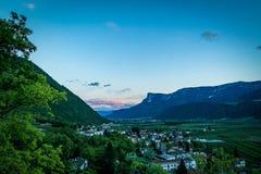 alpen Royalty-vrije Stock Foto
